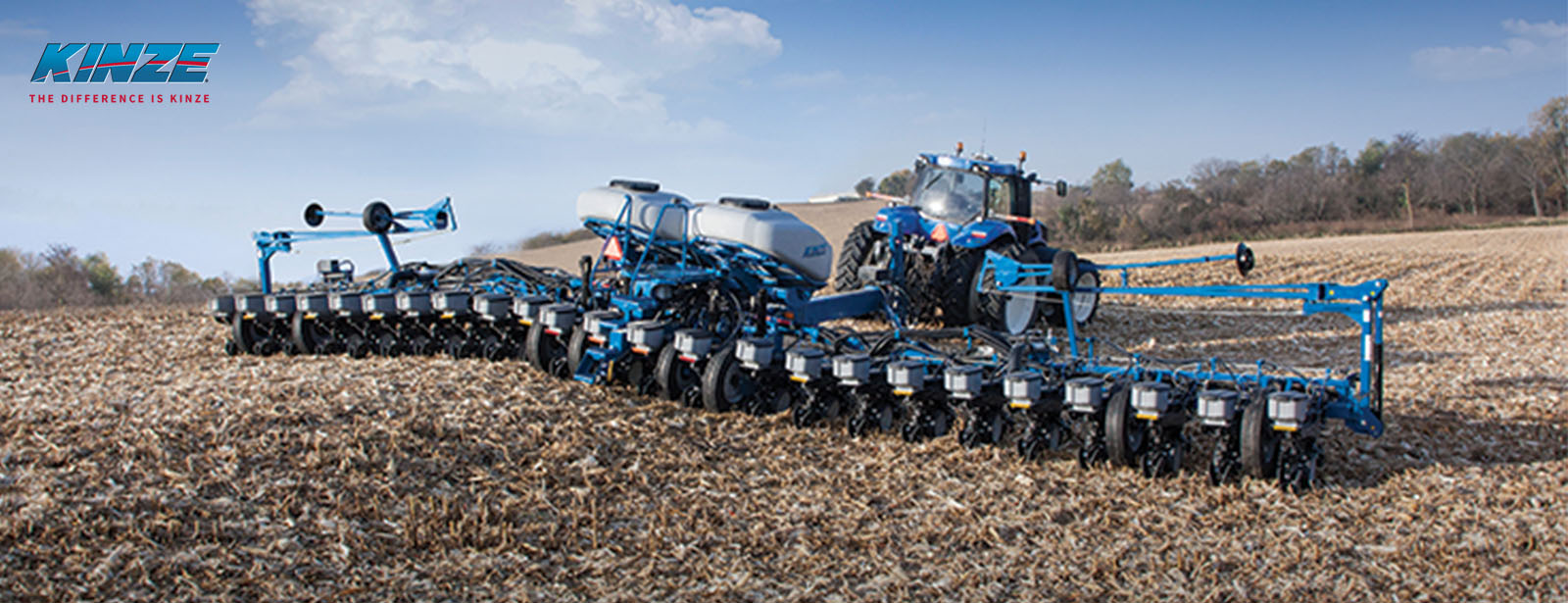 Kinze Equipment